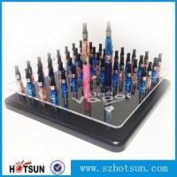 Quality Countertop small e-liquid bottle display acrylic display for e-juice wholesale
