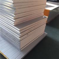 Quality 0.326mm color steel sheet phenolic sandwich panel 5950 x 1150 x 50mm wholesale