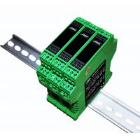 Buy cheap pulse siganl to 4-20mA isolation transmitter(F/V、F/I converter) from wholesalers