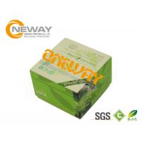 Quality Wax Coated Paper Custom Product Boxes For Display And Promotion wholesale