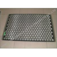 Quality BEM 3 MI SWACO Shakers XR Wire Cloth Composite Screen Panel SS Material wholesale