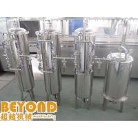 Quality Pure / Mineral Drinking Water Treatment Systems, Automatic Backwash And Manual Backwash wholesale