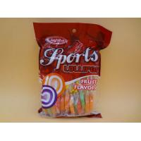 Quality Mix Fruity Swirl Lollipops Healthy Hard Candy Round Lowest Calorie For Adults wholesale