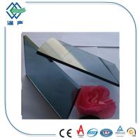 Quality Clear / Colored Low Emissivity Glass for Windows with CE Certificate wholesale