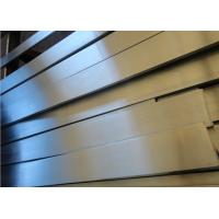 Quality Hot rolled 301 316 410 430 Stainless steel flat bars 3mm - 20mm industrial products wholesale
