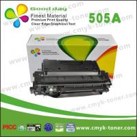 China CE505A 05A Toner Cartridge Used For HP LaserJet P2035 P2055 series Black on sale