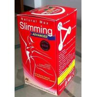 China Red Natural Max Slimming Advanced Capsule on sale