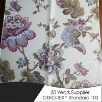 Quality 100% polyester voile simple fashion sheer curtain design wholesale