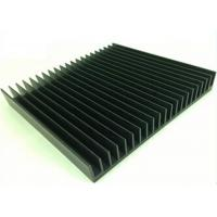 China Black Anodizing Extruded Aluminum Heat Sinks Square 500V - 800V on sale