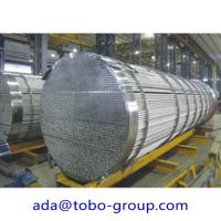 Quality U Type Bend Heat Exchanger Tube ASTM A269/ A213 Seamless Stainless Steel wholesale