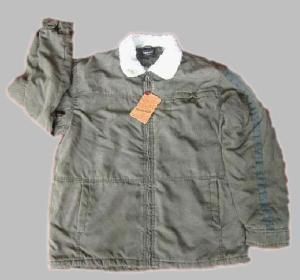 Quality Men′s Canvas Washing Jacket (1029) wholesale