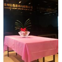 Quality disposable Plastic Table Cover for party wholesale
