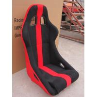 Quality JBR Universal Bucket Racing Seats Red And Black Bucket Seats Comfortable wholesale