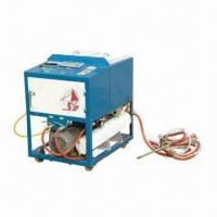 China Low pressure PU foam spraying machine for insulation cover on sale