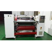 China TILL ROLL CONVERTING SLITTING AND REWINDING MACHINE with 12,14,18,26mm rewind shaft for ATM PAPER on sale