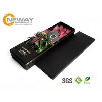Quality Flower Gift Box Craft Kraft Brown Cardboard Square Floral Packaging Boxes for Rose wholesale