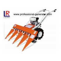 China 4.2HP to 5.5HP Diesel Grass Reaper Small Harvesting Machine with 120cm Cutting Width on sale