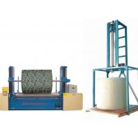 Quality Vertical / Horizontal Mattress Sponge Foam Drilling Machine , Foam Mattress Making Machine wholesale