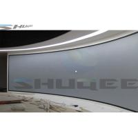 Quality Customized 3D Cinema System, Large Arc Theater Screen For Exhibition, Popular Science wholesale