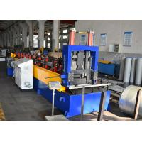 Quality Quick-change CZ Purlin Roll Forming Machine, Easy Adjustable Post Cutting wholesale