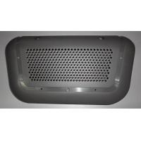 Quality Black Custom Plastic Enclosures ABS Printer Cover Copier Housing With Precision Injection Molding wholesale