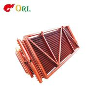 Quality Power Plant Gas Fired Boiler  Boiler parts Corrosion Resistance Condensing Economizer steel Material wholesale