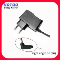 Quality Safety Pedal AC DC Power Adapter 9v 1a / 1.5a / 1.6a With Short Circuit Protection wholesale