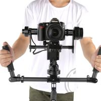 Quality 3 Axis Gimbal Handheld Camera Stabilizer For GH4  A7s 5D2 5D3  BMCC All Angles No Shake wholesale