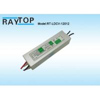Quality 10W LED Waterproof Driver IP67 Outdoor 12V Constant Voltage Led Driver Power Supply wholesale