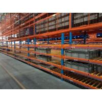 Cheap Storage  Vertical Storage Rack Systems ,  Warehouse Shelving Units Steel Shelving for sale