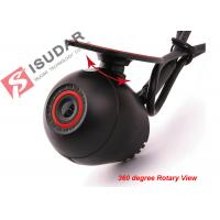Quality Android System 360 degree Vehicle Dvr Camera , Hd 720p Dash Cam Video Driving Recorder wholesale