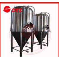Quality CE Stainless Steel Conical Fermenter Fermenting / Fermentation Alcohol wholesale