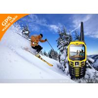 Quality 2.4 Color Screen Class2 Cell Phone Sports Tracker GPS With 2 Mega Pixel / FM Radio wholesale