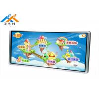 Quality Slim Frame Advertising Digital Signage 55 Inch Oled Smart Touch Screen Display wholesale