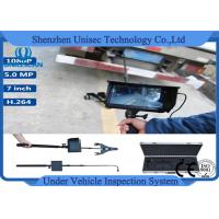 Quality Portable 1080P HD mini Under Vehicle Inspection Camera with IP68 / DVR system wholesale