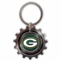 Quality Varous Custom Styles Metal Promotional Keychains With Sport Team Logo wholesale