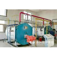 China Full Automatic High Efficiency Natural Gas Boiler Steam Boiler Machine on sale