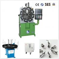 Quality India CNC Spring Machine 0.2 - 2.3mm / Spring Forming Equipment wholesale