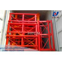 Quality SC Building Lifter Spare Parts Mast Section with Racks And Bolts wholesale
