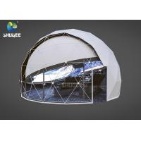 Quality Shopping Mall Full Dome Projection Cinema With 14 Chairs Large Capacity 96 People / H wholesale