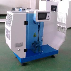 Quality 1J,2.75J,5.5J,11J,22J Digital Pendulum Izod Impact Strength Testing Machine with ISO wholesale