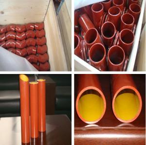 China EN877 Cast Iron Pipes/DIN EN877 Cast Iron Pipe/BS EN877 Cast Iron Pipe on sale
