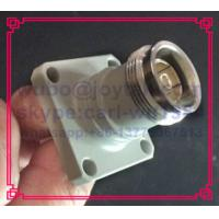 Buy cheap 4.3-10 female connector solder type with flange square for antenna base All from wholesalers