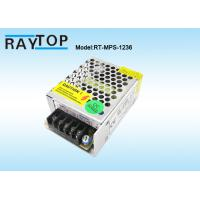 Quality 36W metal cctv power supply for security camera CCTV system access control system wholesale
