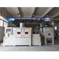 Quality High Capacity Wet Blasting Equipment Premium Steel Body With Cyclone Separator wholesale