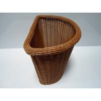 Quality Rattan Corner Laundry Basket  wholesale