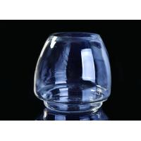 Quality Popular Custom Candle Glass Containers Crystal Glass Candle Vessels For Decoration wholesale