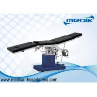 Quality Epoxy Coated Steel Medical Surgical Operating Table Operating Room Table wholesale