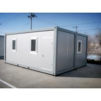 Cheap Cerulean Novel Shipping Container Mobile Home Stable With Double - Glazing Window for sale