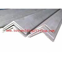 Quality ASTM 347 Stainless Steel Angle Bars Thickness 2.0mm -18mm Tolerance h9 h11 wholesale